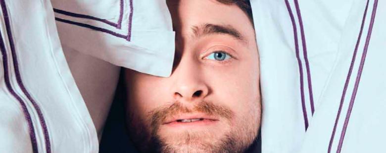 Daniel Radcliffe Esquire fotos por César Balcázar
