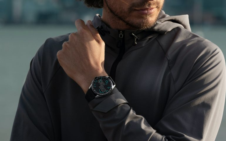 Connected Modular Golf Edition Foto TAG Heuer