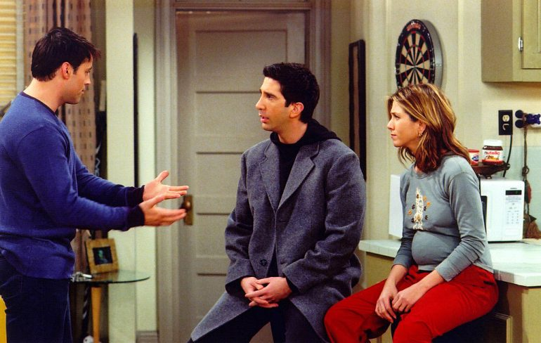Friends Mejor How I Met Your Mother - Foto Getty Images