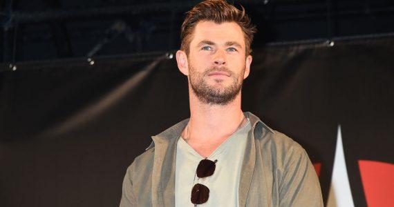 entrenamiento Chris Hemsworth gratis Foto Getty Images