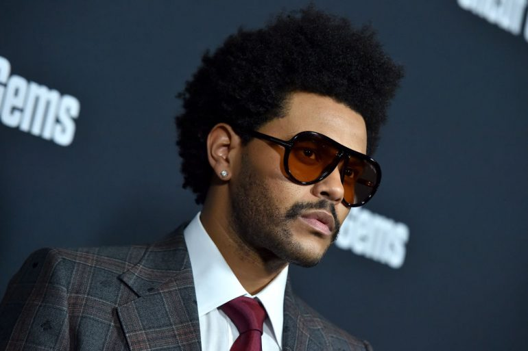The Weeknd rompe récord Foto Getty Images