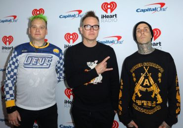 blink 182 México Foto: Getty Images