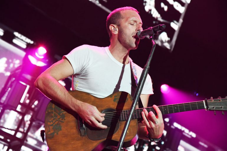 Chris Martin John Legend conciertos Foto Getty Images