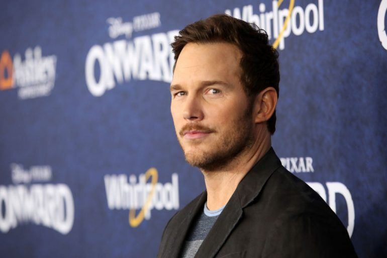 5 celebridades strippers Chris Pratt Foto Getty Images