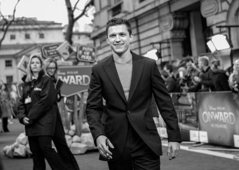Tom Holland Harry Potter - Foto Getty Images