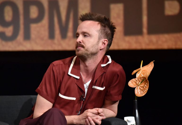 Aaron Paul y Ryan Reynolds contra coronavirus - Foto Getty Images
