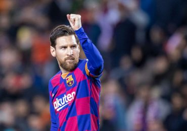 Lionel Messi coronavius Foto Getty Images