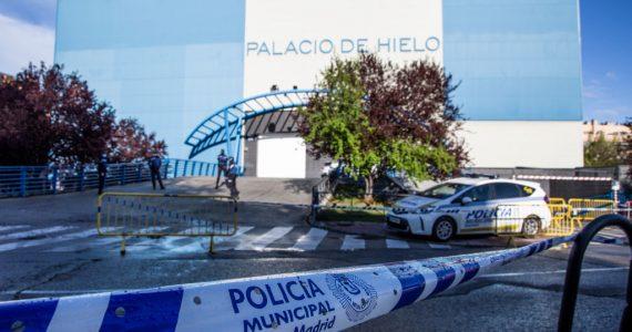 palacio de hielo morgue Madrid - Foto Getty Images