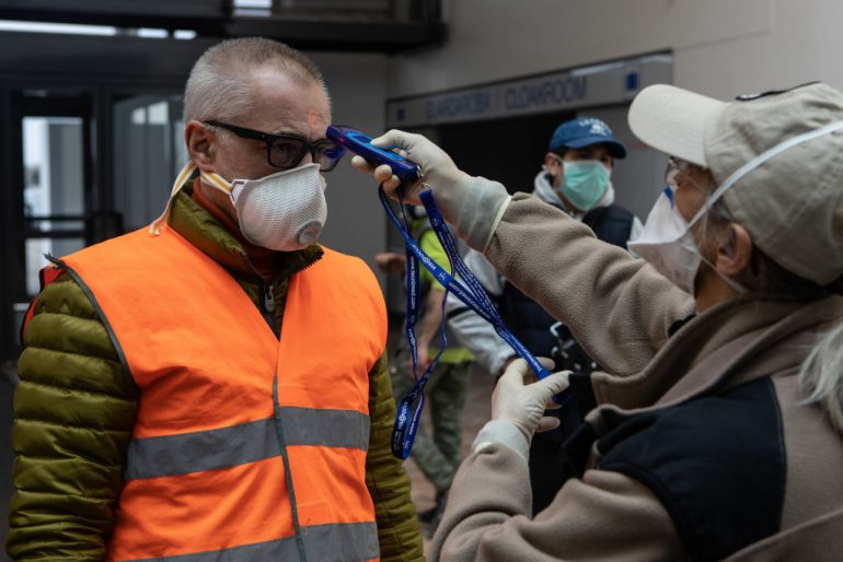 Mil muertos Italia Coronavirus - Getty Images
