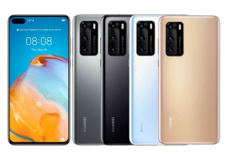 Huawei P40 Foto Huawei