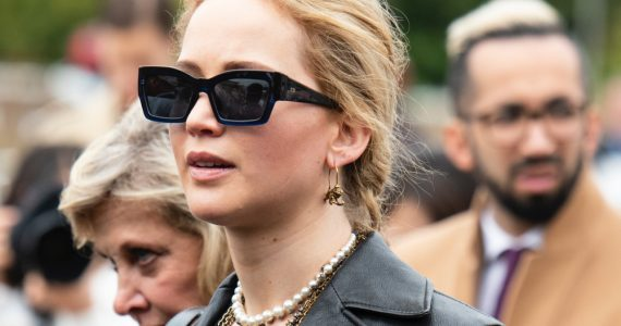 Jennifer Lawrence Cooke Maroney intruso Foto Getty Images