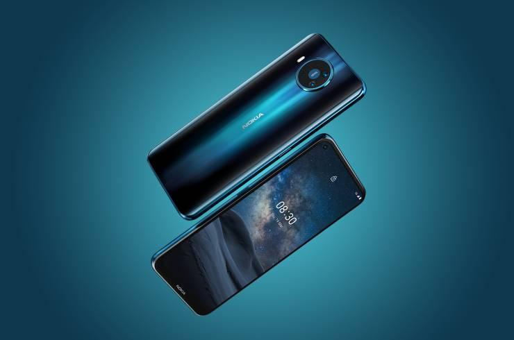 Nokia 8 3 5G Foto Nokia