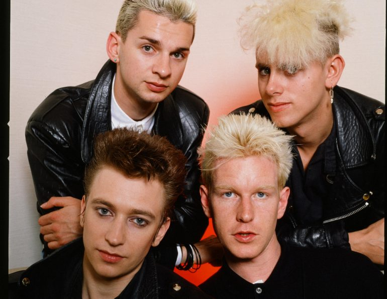 Violator Depeche Mode foto Getty Images
