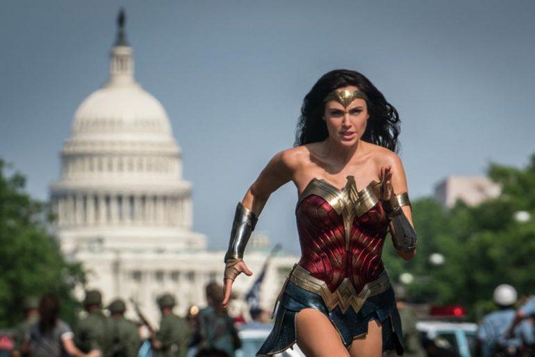 Wonder Woman 1985 pospone - Foto WB