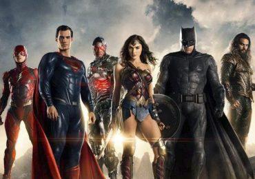 Zack Snyder liga de la justicia Foto WB