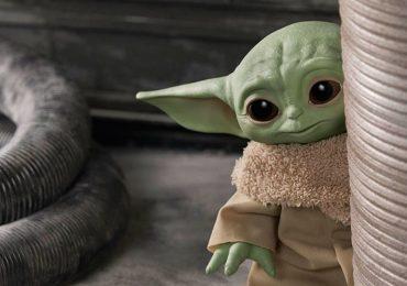 baby yoda animatrónico coronavirus Foto Hasbro
