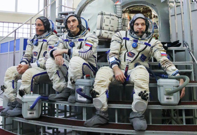 entrena como astronauta foto Getty Images