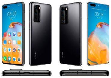 Huawei P40 y P40 Pro Foto Huawei