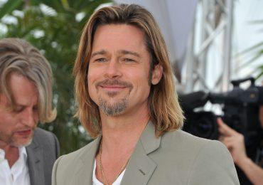 logra crecer la barba Brad Pitt Foto Getty Images