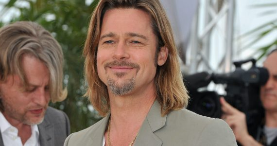 logra crecer la barba Brad Pitt Foto Getty Images