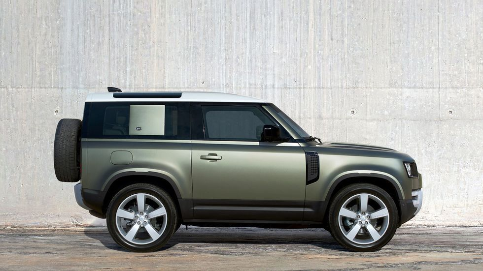 new-land-rover-defender-Foto: Land Rover