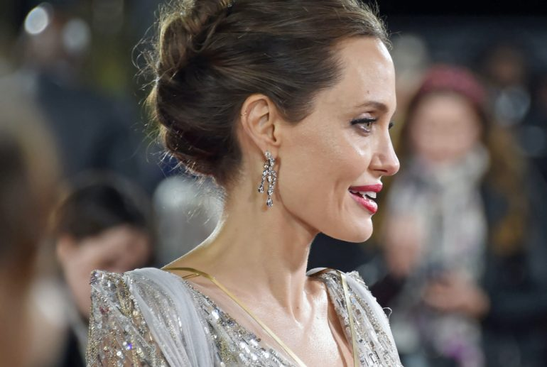 Angelina Jolie Foto Getty Images