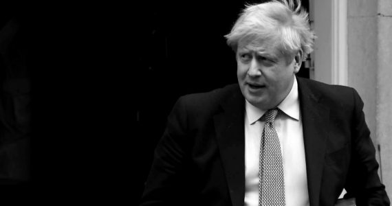 Boris Johnson hospitalizado Coronavirus Foto Getty Images