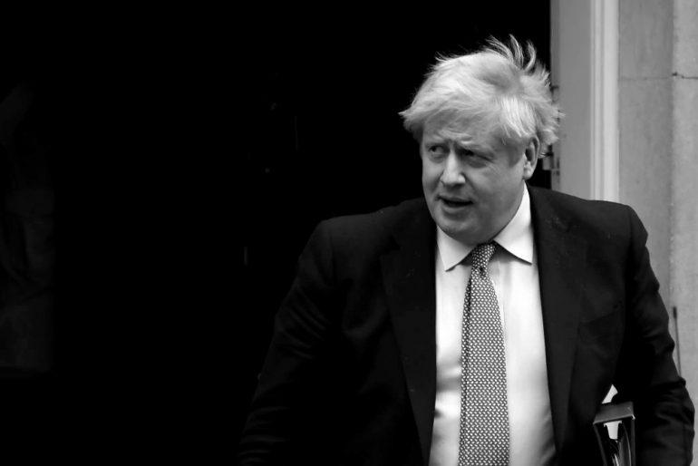 Boris Johnson hospitalizado Coronavirus Foto Getty Images