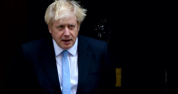 Boris Johnson terapia intensiva coronavirus Foto Getty Images