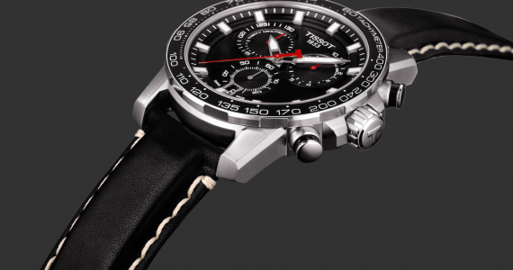 Tissot SuperSport Chrono Rugby Foto: Tissot