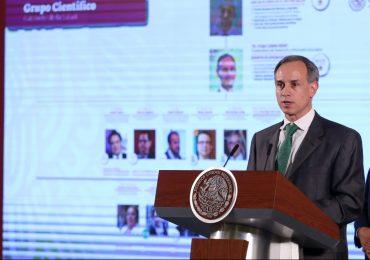 Fallecidos México Hugo Lopez-Gatell Foto Getty Images