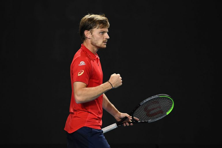 David Goffin Masrter 1000 Madrid Foto Getty Images