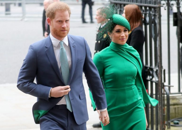 Harry Meghan coronavirus Foto Getty Images