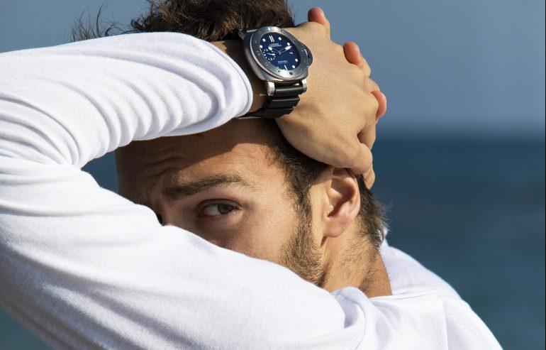 Panerai-Own-Your-Time-Foto-Gregorio Paltrinieri Panerai local Ambassador for Italy