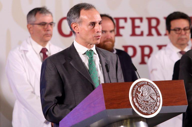 Hugo Lopez-Gatell coronavirus pandemia