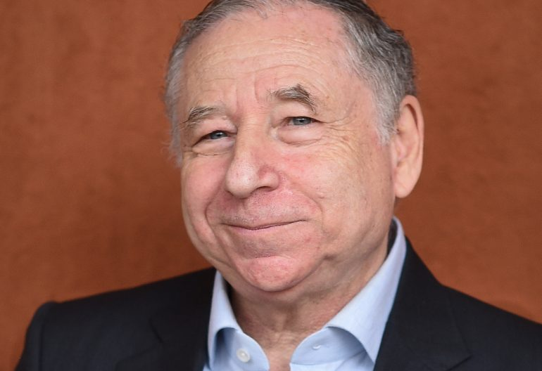 Jean Todt Foto Getty Images