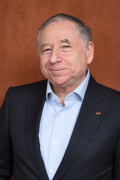 Jean Todt Getty Images