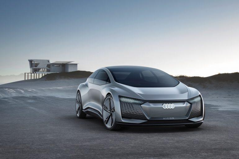 Jonathan Nolan Westworld Foto Audi