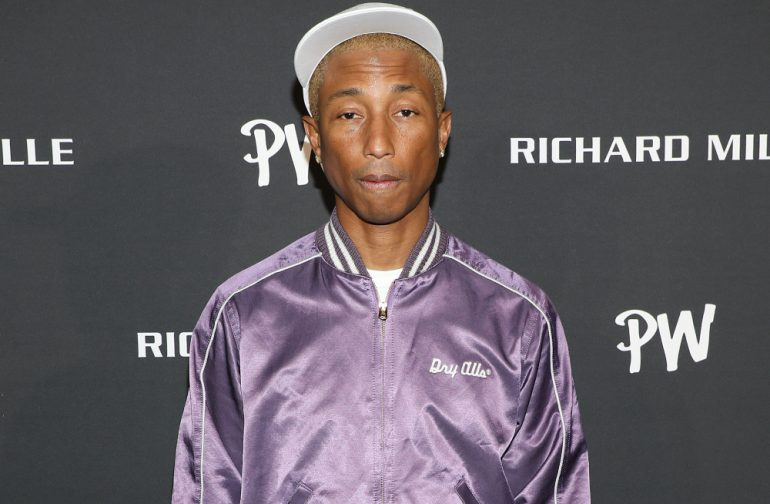 Pharrell Williams Foto Getty Images