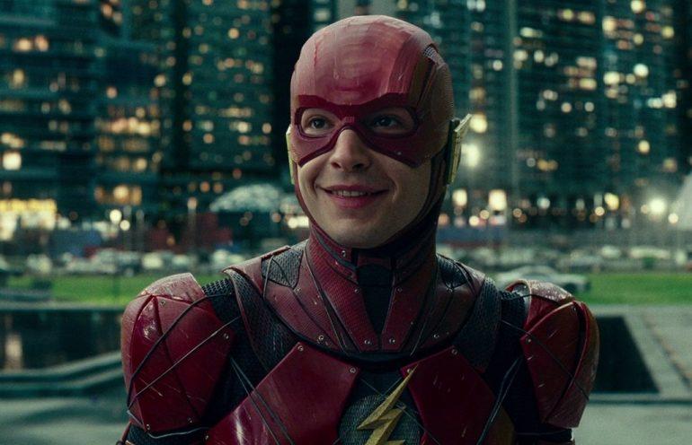 The Flash Ezra Miller Foto WB