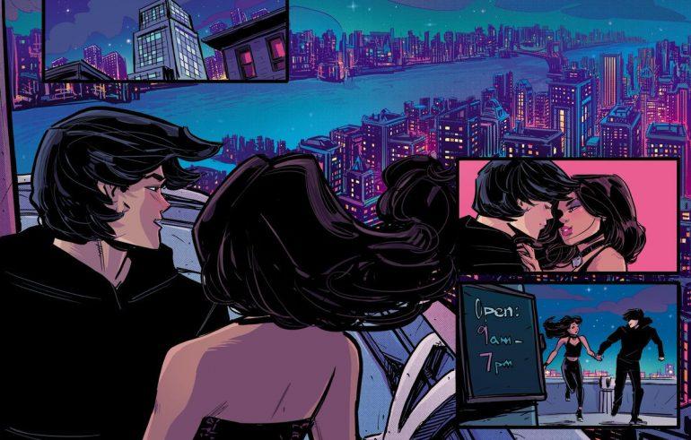 batman asiático foto DC Comics