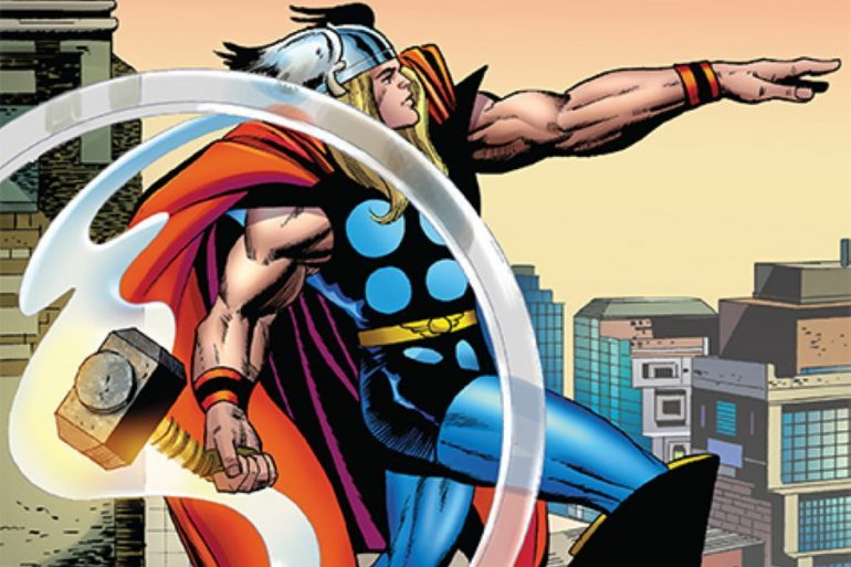 marvle-thor-shakespeare-Foto-Marvel-Comics