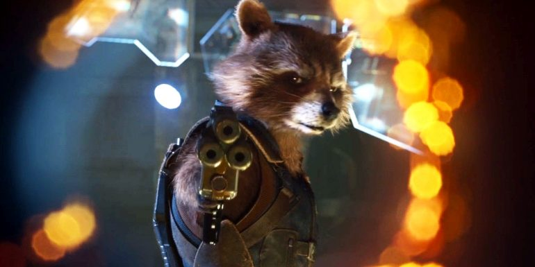 rocket racoon foto Marvel