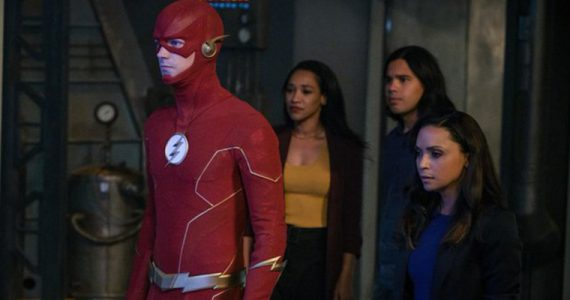 Muere actor de The Flash a los 16 años