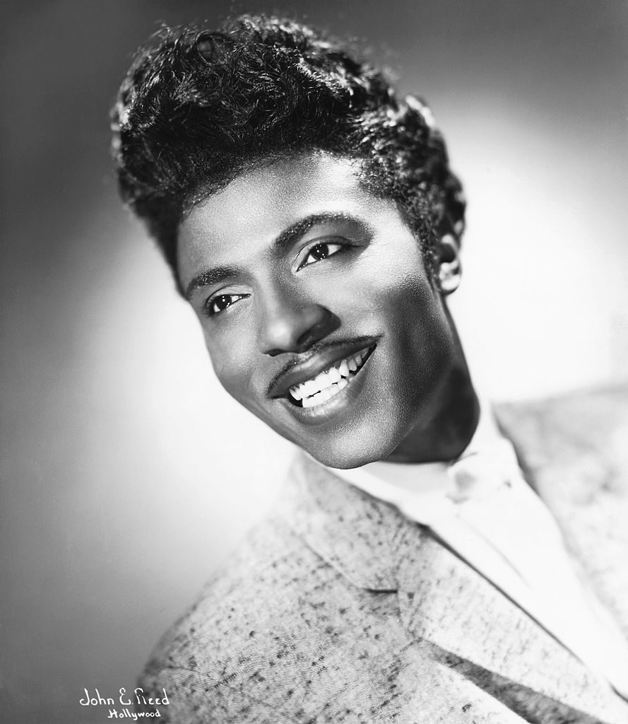Little Richard Foto Getty Images