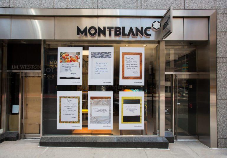 Montblanc ToThoseOutside