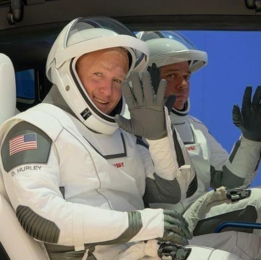 Trajes-espaciales-spaceX-Foto-Nasa