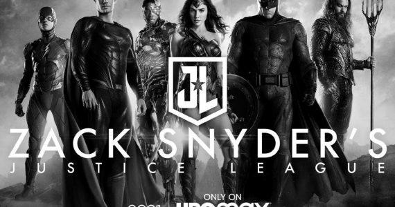 Zack Snyder muestra primer vistazo de su Justice League