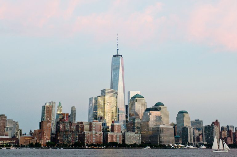 Lower Manhattan Skyline, Manhattan