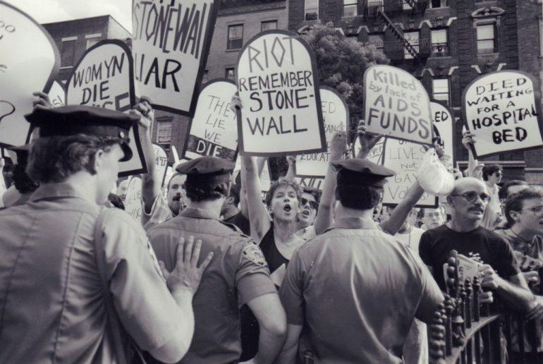 Los disturbios de Stonewall